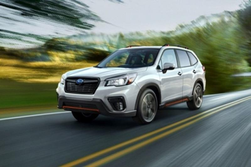 Subaru 第五代 Forester 日規售價公布!導入台灣肯定破百萬?