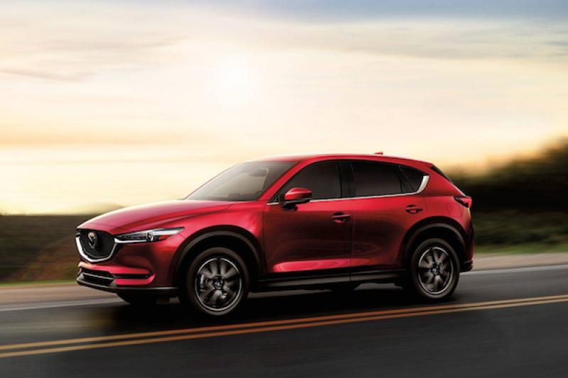 一份外流文件,透露 Mazda CX-5 將有汽油渦輪新動力選項!