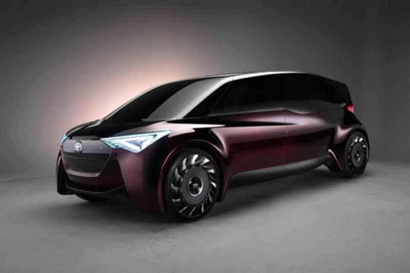 健身、節能都兼顧,Toyota 申請最新汽車專利!