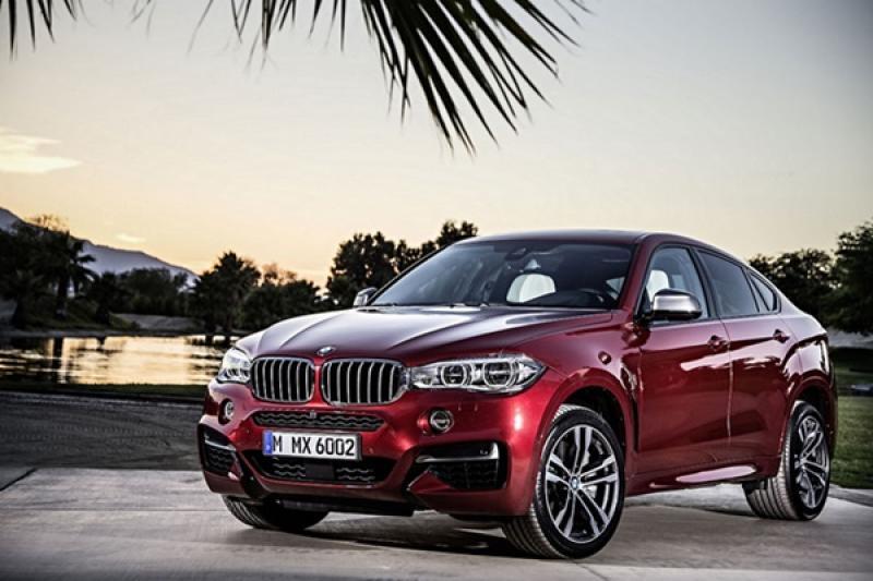 全新 BMW X6 準備問世,一系列偽裝測試照曝光!