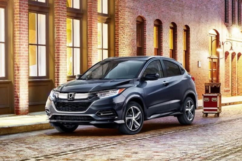 Honda HR-V 美規小改款亮相,導入 Honda Sensing 主動安全系統!