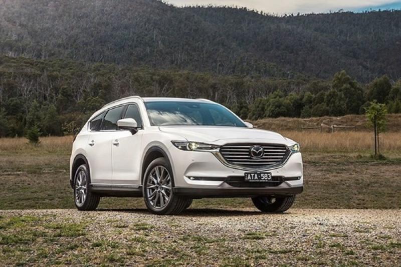 搶在中國市場之前,澳洲下個月正式導入 Mazda CX-8!