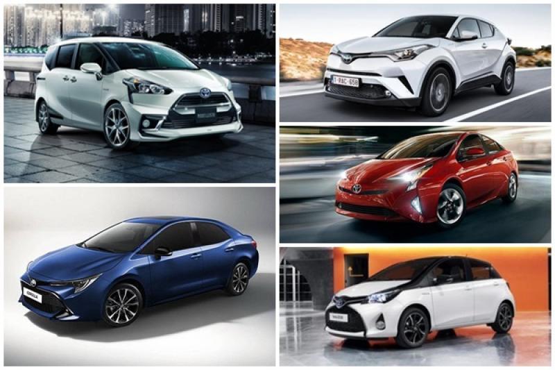 日媒曝 Toyota 新車登場時間表,小改 Sienta、C-HR 性能版連袂登場!