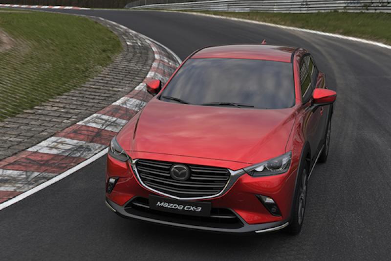 日媒搶先試駕!對於小改 Mazda CX-3 1.8 柴油引擎評價如何?