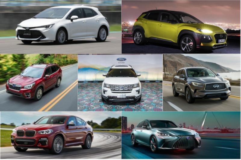 除了 SUV 還有跨界休旅與房車!下半年新車台灣發表時間一次看