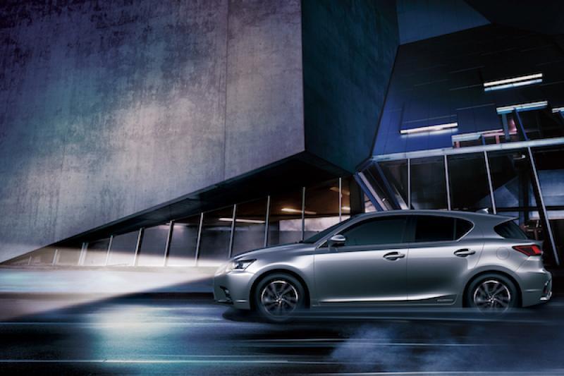 小休旅 UX 年底報到,Lexus 高層正式回應 CT200h 去留