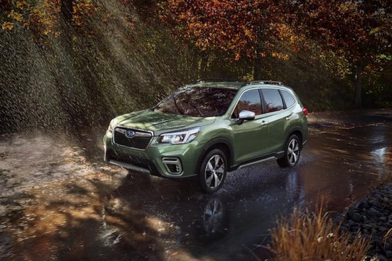 Subaru Forester 第五代台灣上市時間確認!入門車型有望低於 100 萬?