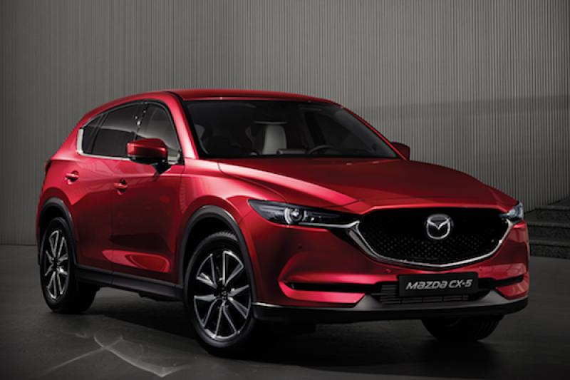 戰力升級還降價!Mazda CX-5 旗艦型可望獲得 2 項實用配備