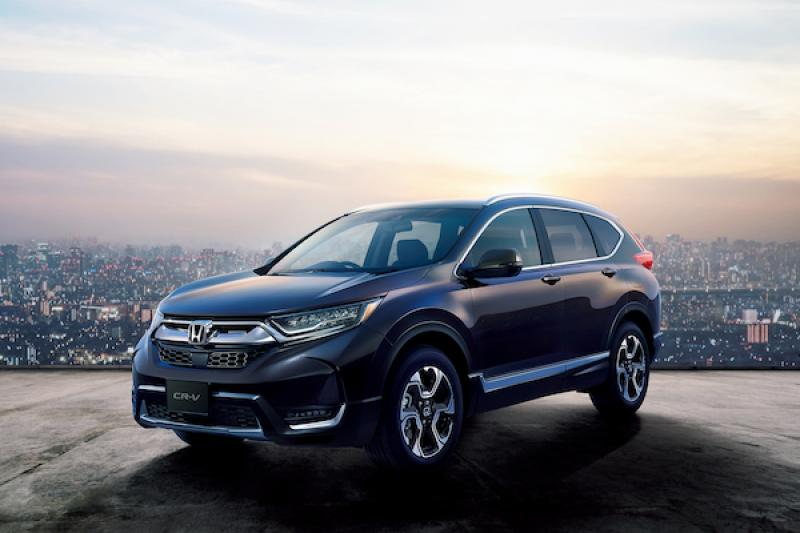日本 CR-V 發表日正式確定!Honda 同時透露油電動力 3 特點