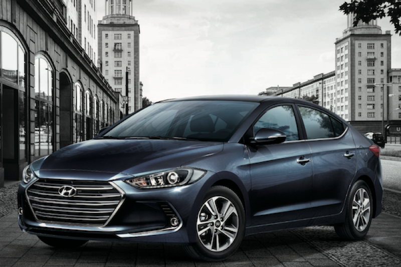 Hyundai Elantra 小改預估 8 月韓國亮相?遭捕獲外觀照搶先看
