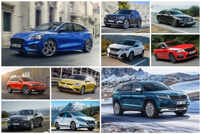 滿足家庭各項需求,英汽車交易平台選出 10 款最佳家庭用車!