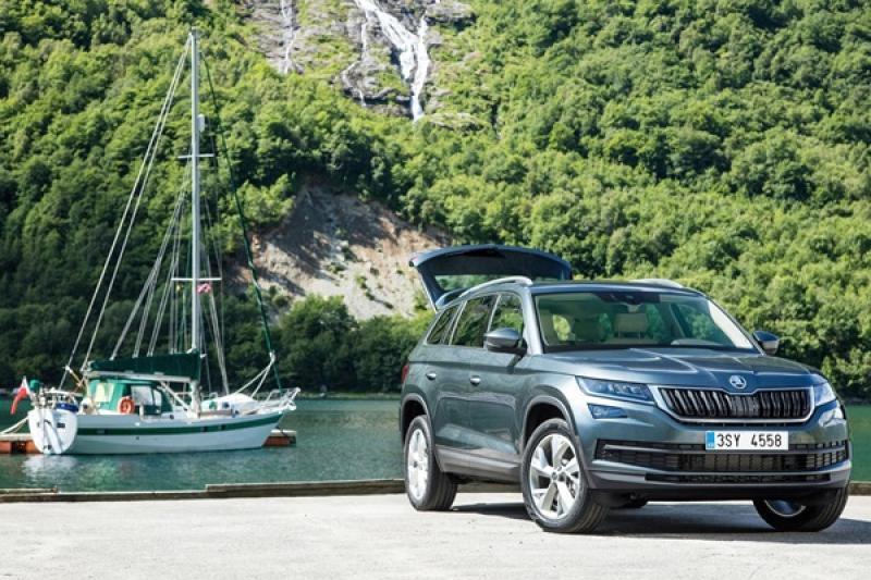 SUV 銷售告捷,Škoda 2018 上半年國內銷售成長 40.8%!