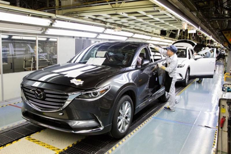 日本豪雨成災,Mazda、Mitsubishi 等品牌產線被迫停擺!