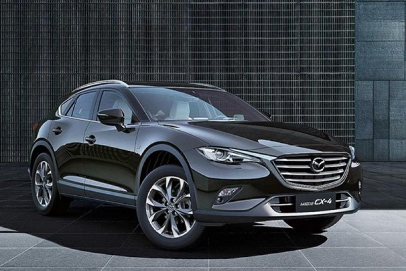 Mazda CX-4 不再專屬中國,日本預計明年導入!