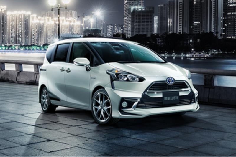 安全與油耗全面提升,Toyota Sienta 日規小改款 9 月登場!