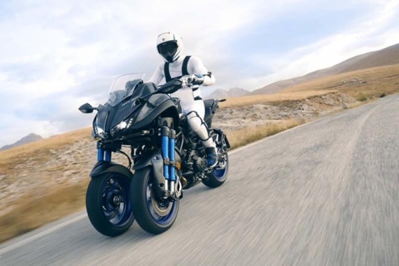 近 50 萬的 Yamaha 三輪機車,到底厲害在哪裡?