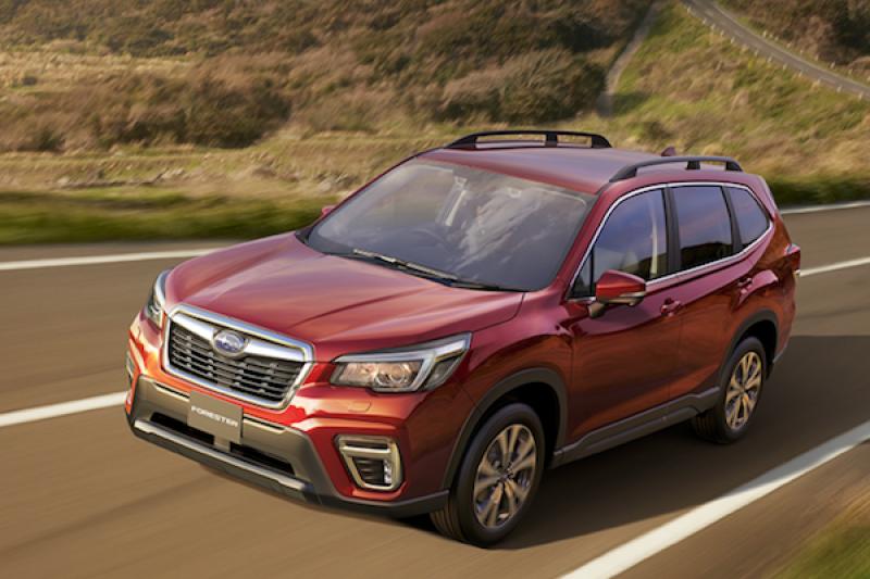 離台灣發表不到 1 個月!大改 Subaru Forester 預售價及配備曝光