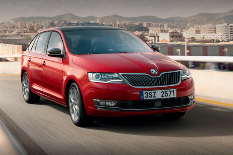 用來對抗 VW Golf 的秘密武器?Škoda 全新掀背車明年初可望發表