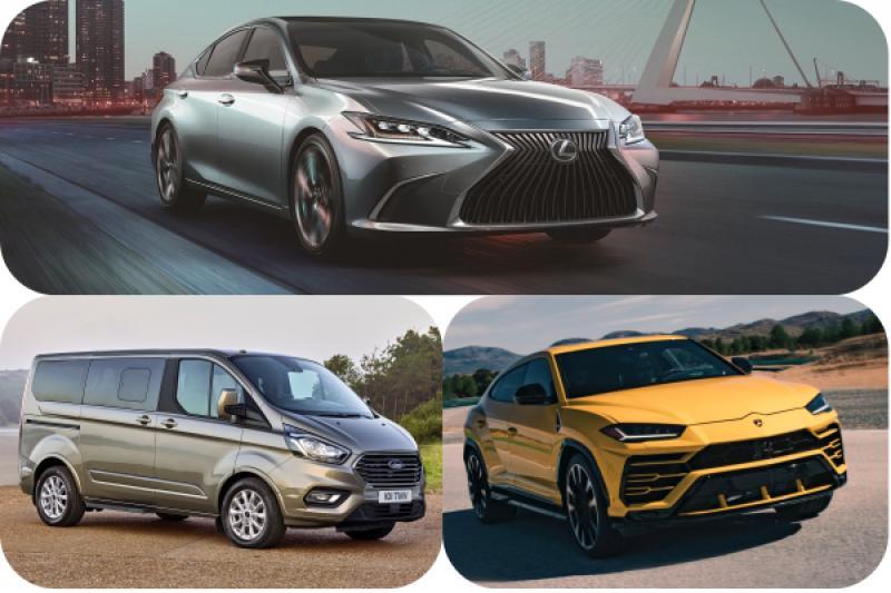 Lexus ES 房車大改款、3.6 秒破百藍寶堅尼休旅!本週發表台灣新車搶先看