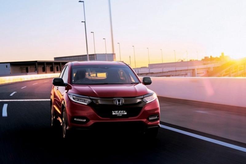 Honda HR-V 歐規小改款身影曝光,改動幅度更勝美規車型!