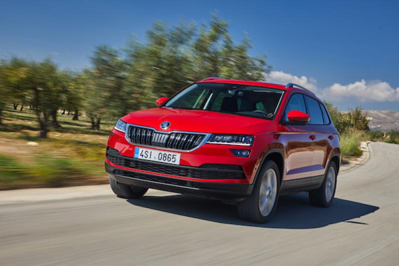 Škoda 上半年全球銷售創新高,去年上市新車成長幅度大爆發!