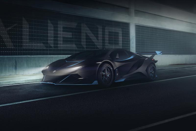 史上最神秘的車廠!身價破 5000 萬電動超跑,極速及最大馬力數據太不科學!