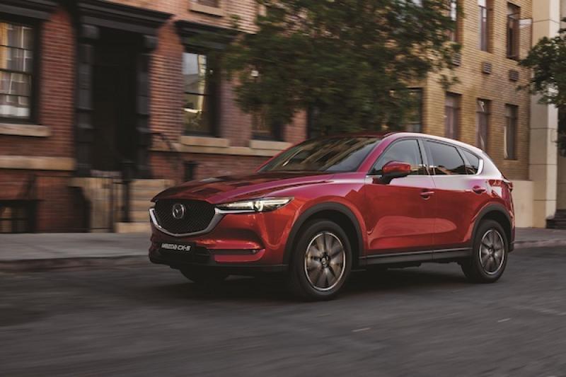 Mazda CX-5 環景旗艦版新車型確定發表,Apple Carplay 首度開放選配!