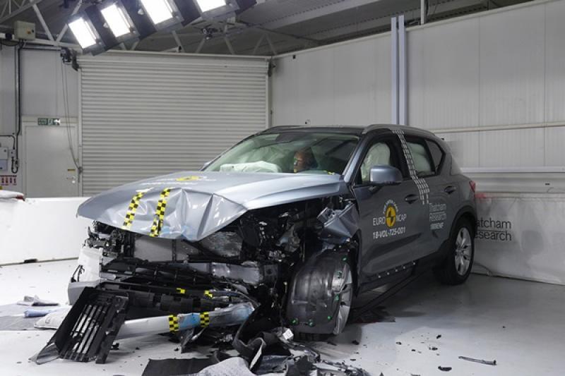 指標性安全評鑑機構公布:Volvo XC40 與全新 Ford Focus 成績!