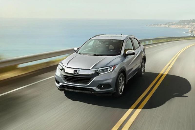 Honda 美規 HR-V 小改款正式亮相,新增運動化車型!(內有相片集)