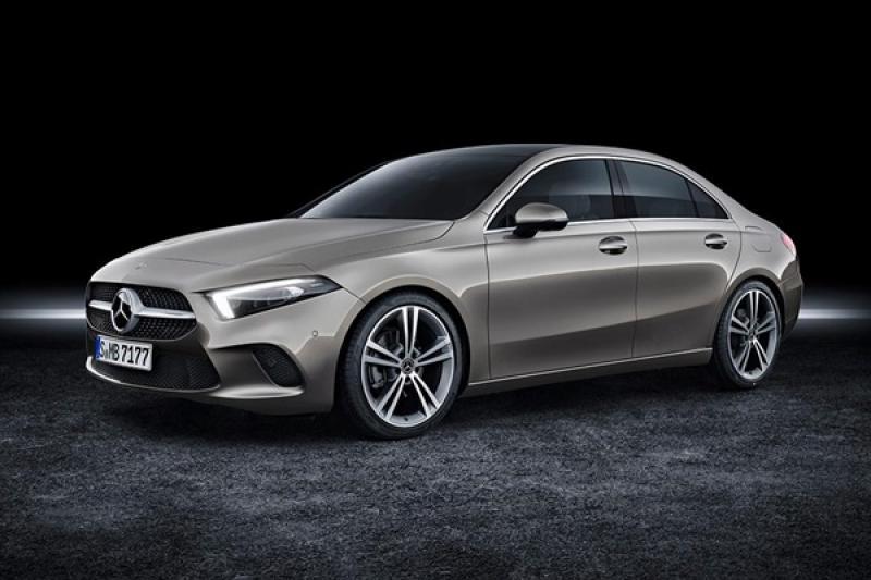 賓士 A-Class 房車歐美規同步亮相,內裝一貫優質 配備是關鍵!