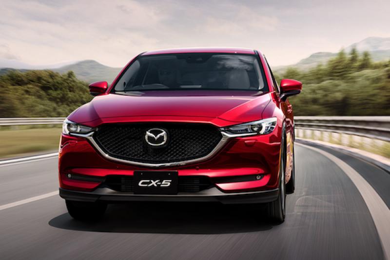 跟進美國!日本 Mazda CX-5 年底有望推汽油渦輪新車型