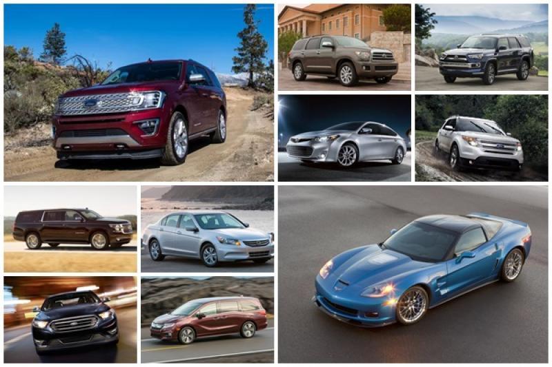 車主就是不願意換車,調查顯示這 10 款車都開很久才會賣!