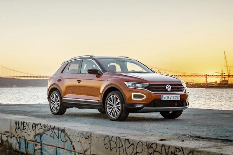 小休旅已成歐洲人新歡!歐洲 2018 上半年汽車銷售公布