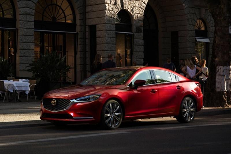 美規 Mazda 6 實用性大增,免費升級兩大手機連接系統!