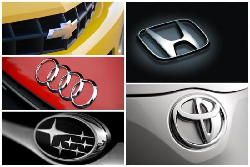 2018 最受讚譽 10 大汽車品牌,日系車廠卡位四席!