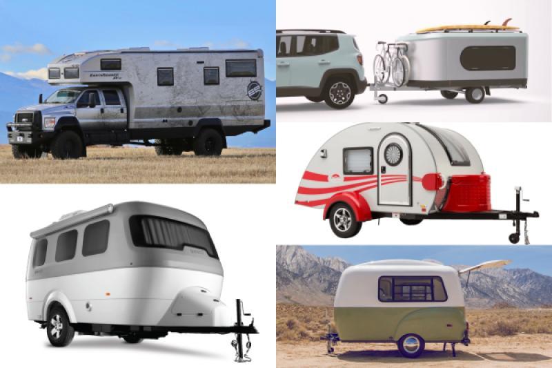 空間直拓 3 倍的變形金剛!外媒推薦 5 款最酷露營拖車是⋯(內有影片)