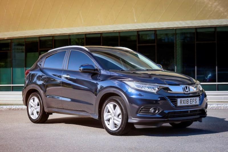Honda 公布 HR-V 歐規小改資訊,1.5 升渦輪明年推出!