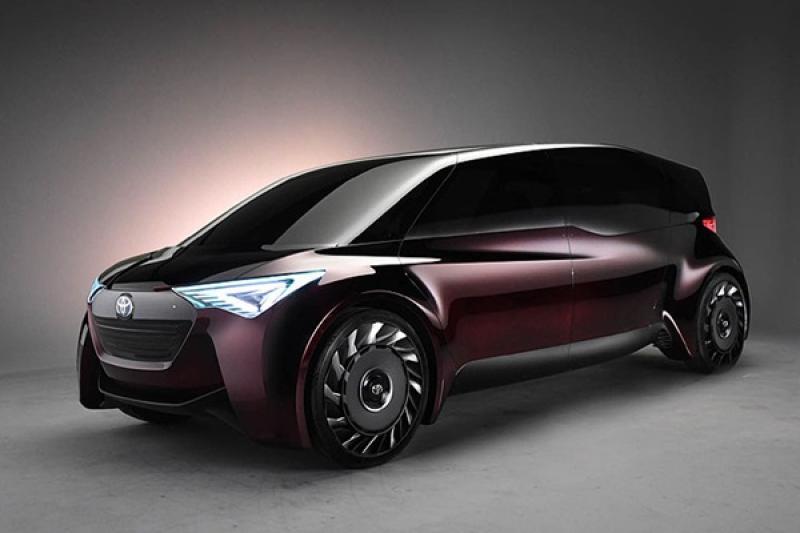 Toyota Previa 大改款長這樣?明年日本搶先問世!(內有影片)