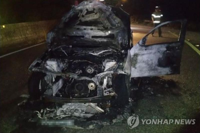 南韓第 38 起火燒車意外! 車型竟不在 BMW 召修名單內