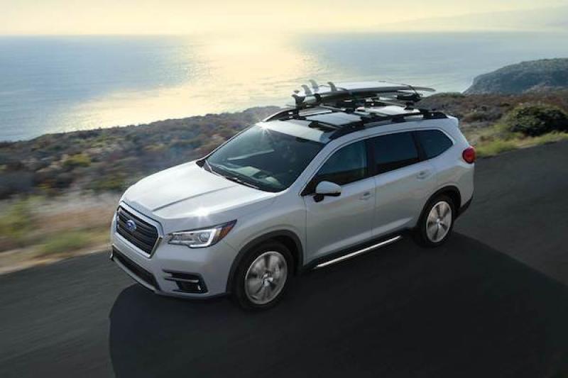 這種召回態度超大器!Subaru 回收舊車,直接送一輛全新的給車主