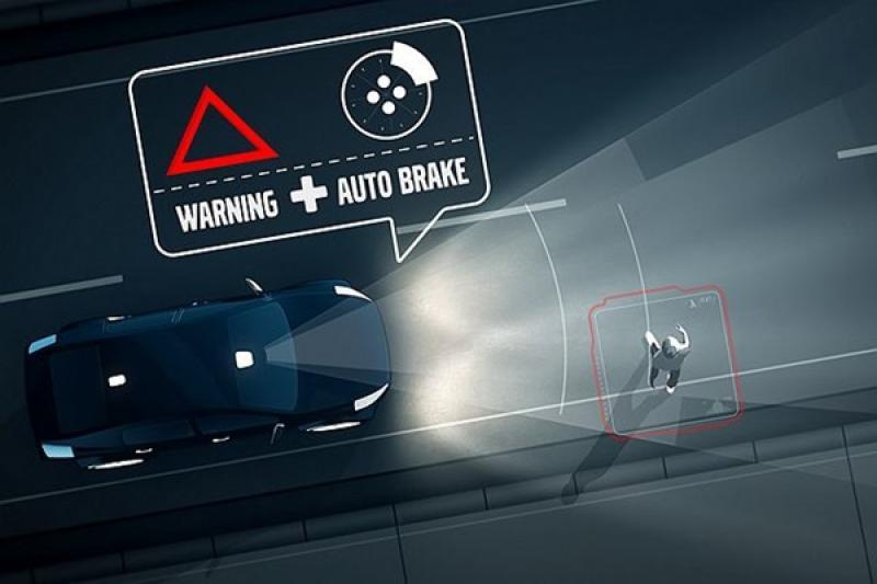 安全帶之後最重要的發明,福斯調查顯示 AEB 自動煞停重要性!