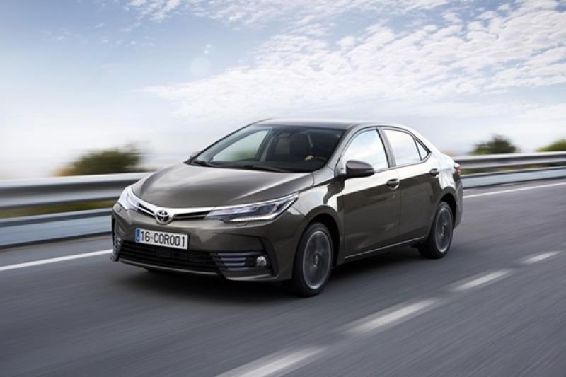 全球上半年傳統轎車銷售排行榜,前段班表現依舊強勁!