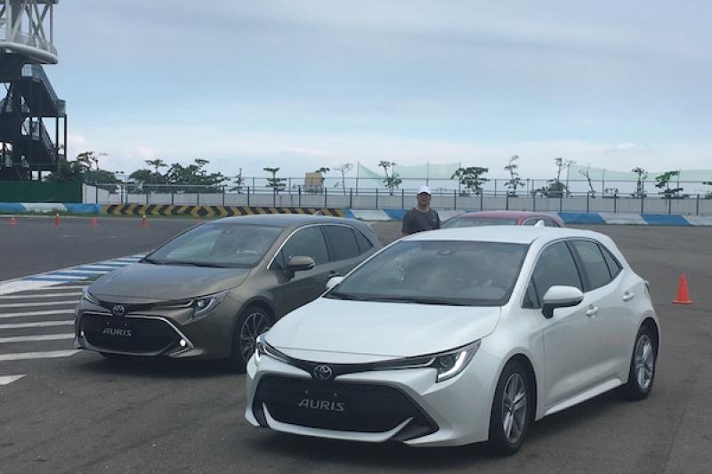 人氣掀背車 Toyota Auris 到底安不安全?澳洲 ANCAP 公布撞測成績