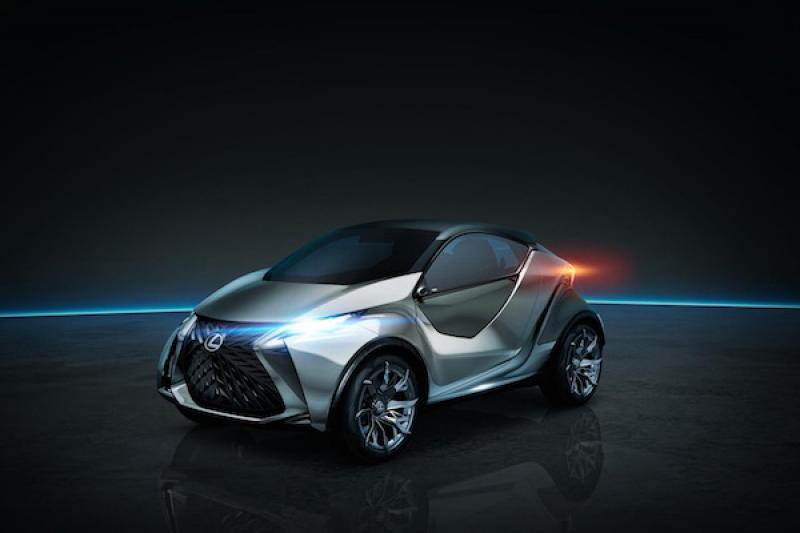 Lexus 最小概念車有望量產!日媒透露明年發表機率高(內有影片)