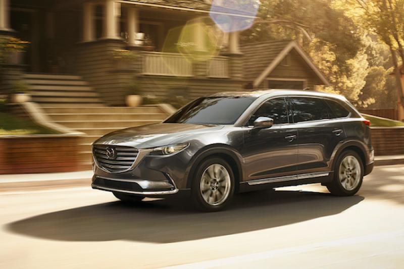 頂級新車型首度亮相!Mazda CX-9 新年式升級多項配備