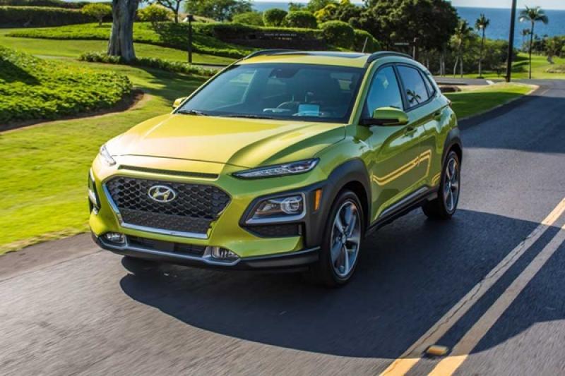 Hyundai Kona 再度挑戰《IIHS》,成唯一最高安全評價小跨界休旅!