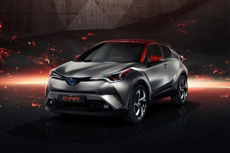 Toyota 確定要推 C-HR 電動車,有望導入固態電池技術!