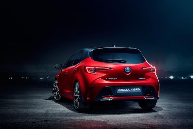 只剩台灣沒跟進!Toyota Auris 歐洲宣布也改名 Corolla