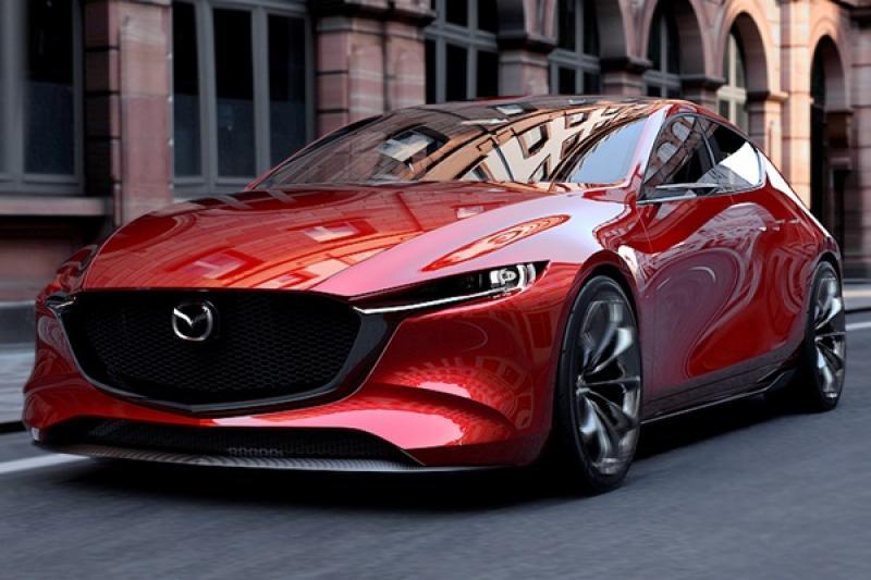 日媒爆 Mazda 3 大改款 9 月開始量產!要跟 Auris 拚了