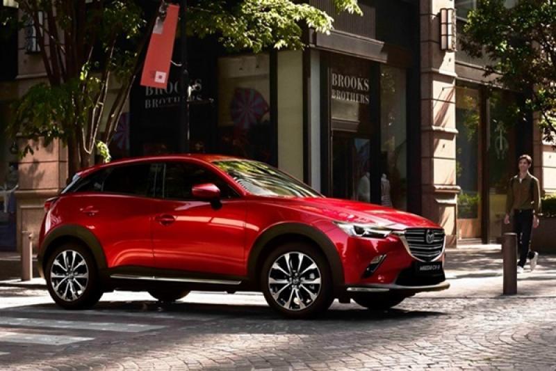 Mazda CX-3 開發負責人爆料,有意推出高性能版本!